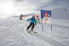 #Kinder #Skirennen Animation, Trends, Skiing, Children, Anime, Animated Cartoons, Cartoons
