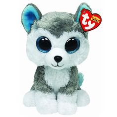 4d2a71c3272 Buy Ty Boos Slush the Dog online or in store at Mr Toys. Browse our Ty  Beanie Boos range at great prices.