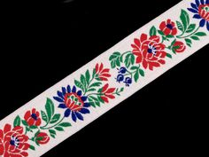 Width 35 mm Folk Costume Ribbon is experiencing a big return. You can find it on sweatshirts, trousers, can be a distinctive adornment of both blouses and skirts. It is also used to decorate wedding dresses, home accessories, souvenirs etc. Folk Costume, Costumes, Blouse And Skirt, Pulls, Floral Tie, Home Accessories, Tapestry, Wedding Dresses, Etsy