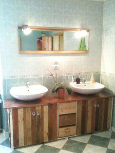 Bathroom Furniture / Meuble De Salle De Bains