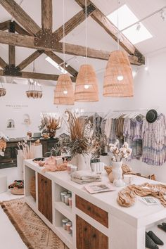 The must visit store for every boho girl! The Spell Designs Boutique in Byron Bay. Get a glimse at the latest collection or just get inspired.