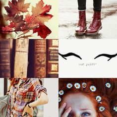 """""""HP Aesthetics: Ginevra Weasley """" """"Nothing's impossible if you've got enough nerve."""""""