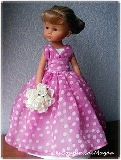 Galerie des tenues de princesses et de mariées. | LesCouturesdeMagda
