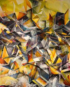 paintings by morten andersen / wolflion