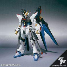 Robot Spirits Strike Freedom Gundam