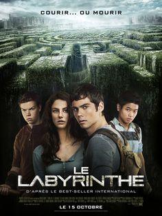 Le Labyrinthe est un film de Wes Ball avec Dylan O'Brien, Aml Ameen. Synopsis : Quand Thomas reprend connaissance, il est pris au piège avec un groupe d'autres garçons dans un labyrinthe géant dont le plan est modifié chaque nuit.