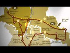 Via Sacra - Stationenkarte - Oberlausitz - Tschechien - Polen - YouTube