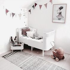 eclectic kids' rooms from instagram