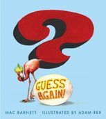 A great book by the wonderful Mac Barnett