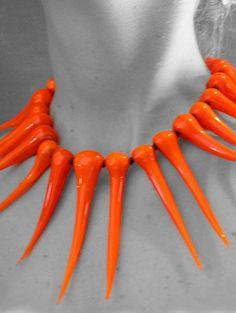 Davide Penso - glass necklace