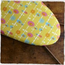 Pop Yellow Ironing Board Cover