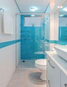 pastilha azul banheiro