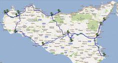 Ruta por Sicilia Más