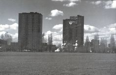 Rachel Whiteread, Demolished, B: Clapton Park Estate, Mandeville Street, London Bakewell Court; Old London, East London, Rachel Whiteread, Tate Britain, Built Environment, Old Buildings, Time Out, New Shows, Willis Tower