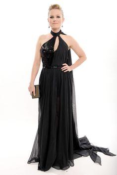 Кристен Белл — Фотосессия на «Critics' Choice Awards» 2014