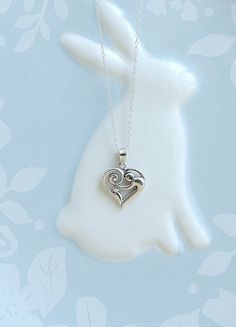 SALE Mother's Day jewelry gift mom 925 silver by laplumeblanche