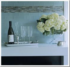 The Hottest Trend in Backsplash Tile for 2011; Yay or Nay?   Maria Killam