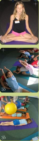 List of yoga for kids websites