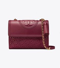 9cda0c69b36 Visit Tory Burch to shop for Fleming Convertible Shoulder Bag and more  Womens View All. Find designer shoes