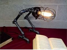 Booklight bird