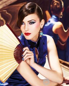 China Doll Pupa