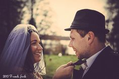 #After-Wedding-Shooting im #Vintage-Style, #Motto-Shooting, Musiker-Paar - a`la Tom Waits, FrauGlück und HerrLich
