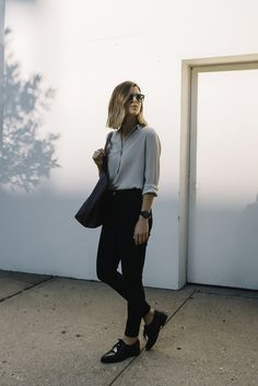 Take Aim personal style in New York