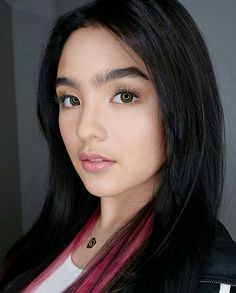 Andrea Brillantes is my gorg. Barbie doll i like her so much Filipina Actress, Filipina Beauty, Virgo Art, New Girl Style, Natural Eyebrows, Teen Actresses, Pretty And Cute, Portrait Photo, Best Actress