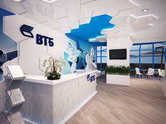 Concept for VTB on Behance