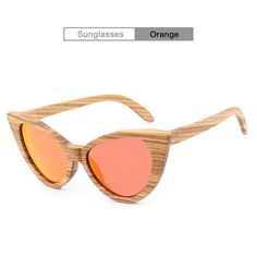d16fc73ee53f86 2018 Designer Bamboo Wooden Sunglasses Women Retro Classic Sun Glasses Wood  Polarized Sunglass Wooden Sunglasses,