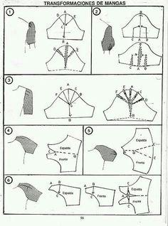ca0f51cab5 Sleeve Clothing Patterns