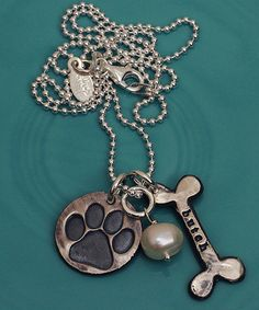 puppy love.  the vintage pearl