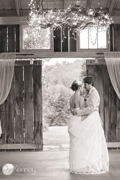 Beautiful first dance at The barn at High Point Farms in Flinstone, GA! Chattanooga Photography by: https://www.facebook.com/KenneyPhoto