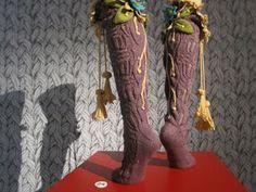 knitted socks by Vivienne Westwood