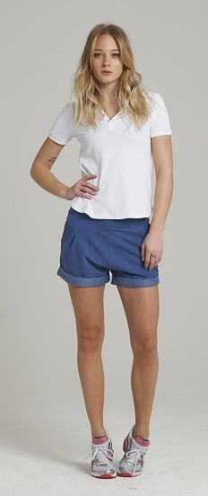 Ace Tennis Polo and Volley Tennis Shorts ... #wimbledonworthy