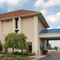 Dog friendly hotel in Nashville, TN - Comfort Inn Opryland Area