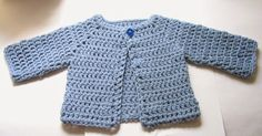 free baby cardigan crochet patterns free crochet patterns for baby 0-3 mos