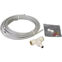 "Water Line Installation Kit (1/2"" Quick-Connect Tee valve) - DORMONT - IMIK-01-25-P5"