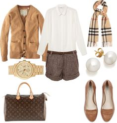 """Sophisticated Spring Outfit"" by natihasi on Polyvore"