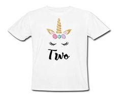 Unicorn  Birthday Shirt  Unicorn Birthday  Unicorn Shirt Unicorn Birthday, Unicorn Party, Unicorn Shirt, Birthday Shirts, Onesies, Trending Outfits, Mens Tops, Baby, Fashion