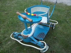 Taylor Tot Vintage Stroller with removable handle so it fit in the car,