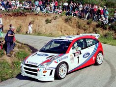 Ford Focus RS WRC MK1 | All Racing Cars
