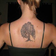 My Willow Tree Tattoo