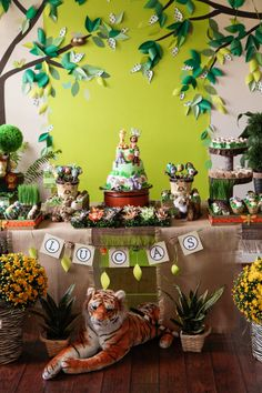 1000 Images About Safari Baby Shower On Pinterest