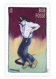 one of the new choreographers stamp series