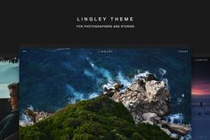 Lingley Photography Theme by Dorkoy on @creativemarket