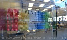 apple store window display - Google Search