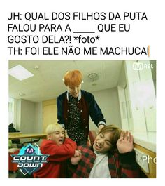 Kkkkkk Fanfic Kpop, Bts Fanfiction, Bts Memes, Foto Bts, K Pop, Jimin, Jhope, Pop Photos, Rap