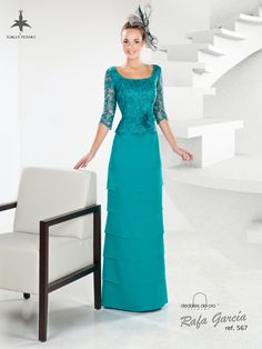 Vestidos de fiesta RAFA GARCIA | 567