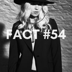Fact #54: Did you knew?!?🧐😮🤗  Women's fashions in the 1940s were utilitarian and pragmatic—skirts rose from 1930s hemlines as fabric became scarce, and boxy, broad-shouldered suit-jackets gave women a masculine silhouette as they headed into the workplace to take jobs left by men away at war. Suit Jackets, All About Fashion, New Woman, Workplace, 1930s, Hemline, Facts, Silhouette, War